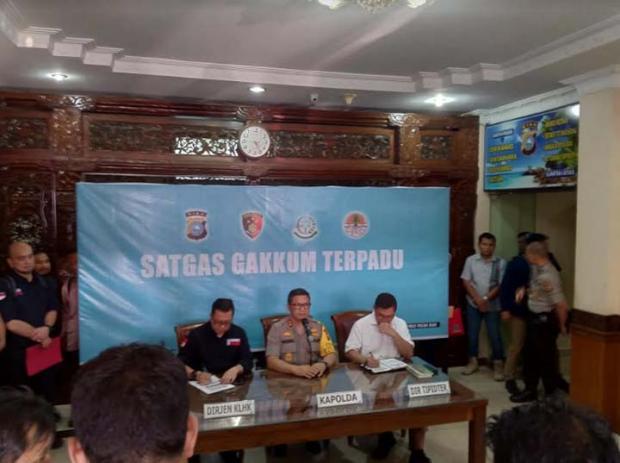 Penyelidikan Karhutla di Konsesi Korporasi Riau Dimulai, Bareskrim Polri dan KLHK Kolaborasi
