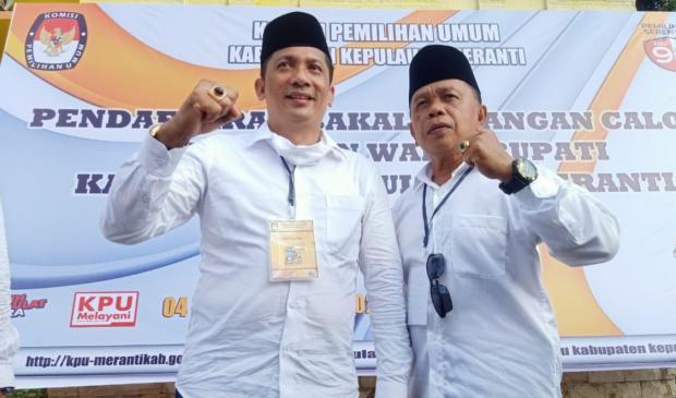 [UPDATE] Muhammad Adil-Asmar Unggul Jauh dari Jagoan Bupati Kepulauan Meranti di Pilkada 2020