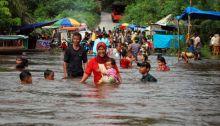 korban-banjir-di-riau-mulai-terserang-berbagai-penyakit
