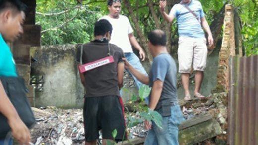 Pekerja Bengkel yang Membacok Bosnya hingga Tewas di Jalan Hang Tuah Pekanbaru Sesali Perbuatannya, Tersangka Berniat Bunuh Diri Usai Kejadian