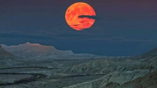 Berada di Posisi Paling Dekat Sejak 1948, Berikut Puncak Bulan Purnama Sempurna yang Terjadi Petang hingga Malam Ini