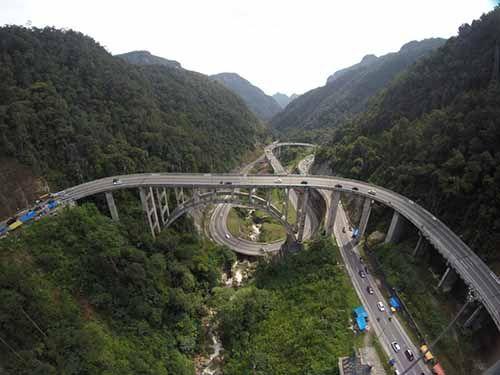 Perkokoh Konstruksi, Kementerian PUPR Bangun <i>Groundsill</i> di Jembatan Kelok 9 Sumbar
