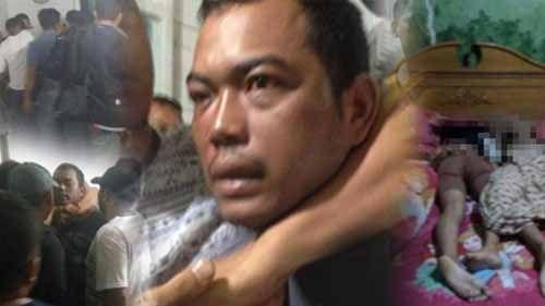 Pembunuh Sadis Satu Keluarga, Andi Lala, Diberangkatkan dari Pekanbaru ke Medan Lewat Jalur Darat