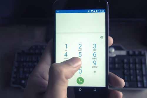 Dimintai Nomor Ponsel Kadisnya untuk Dikonfirmasi, PPTK Diskominfo Kota Pekanbaru Khairul (Ocu) Kirim Nomor yang Sudah Tidak Aktif Lagi
