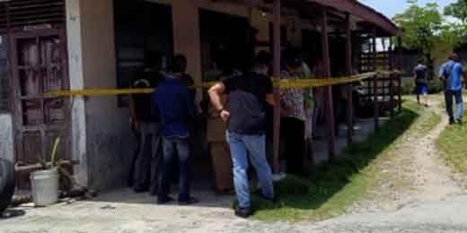 Kakek Pensiunan PNS Dinas Transmigrasi Kota Pekanbaru Ditemukan Tewas dalam Posisi Duduk di Kamar Mandi Rumahnya, Keluarga Minta Jasad Diautopsi