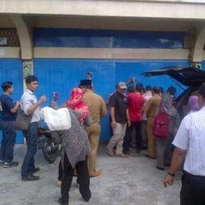 Diam-diam Mabes Polri Turun ke Bengkalis dan Bongkar Gudang Sembako di Jalan Diponegoro, Siapa Pemiliknya?