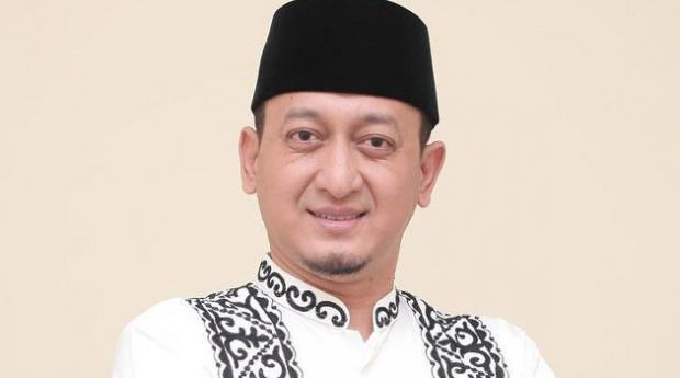 Ustaz Kondang Zacky Mirza Pingsan saat Berzikir bersama Umat Islam di Riau