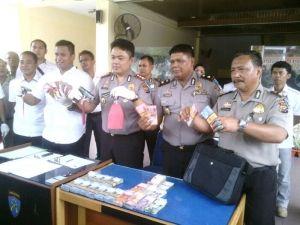 Selain Menjadi Buronan Polda di Sumatera, Perampok yang Tewas saat Baku Tembak di Jalan Fajar Sudah Lebih dari 3 Kali Beraksi di Pekanbaru