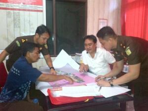 Mantan Kepala Desa Usul di Inhu Diciduk Tim Penyidik Kejaksaan atas Dugaan Keterlibatan Jual Beli Kawasan Hutan