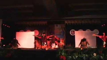 "Keren, Atraksi ""Mambang Deo-deo"" Rohil Pukau Pengunjung Festival Budaya Nusantara"