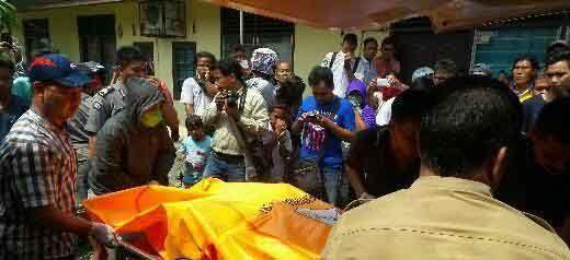 Penyebab Kematian Kakek Pensiunan PNS Dinas Transmigrasi Kota Pekanbaru yang Ditemukan dalam Posisi Duduk di Kamar Mandi Rumahnya Terkuak, Keluarga Korban Ikhlas