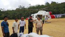 4-desa-di-kampar-sudah-10-terisolir-akibat-longsor-bpbd-terpaksa-kirim-bantuan-pakai-heli
