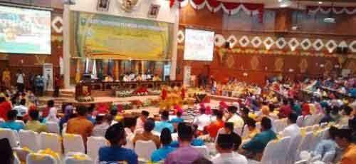 Hasil Pantauan, Politisi Partai Demokrat Eva Yuliana Termasuk yang Sering Bolos di Rapat Paripurna DPRD Riau