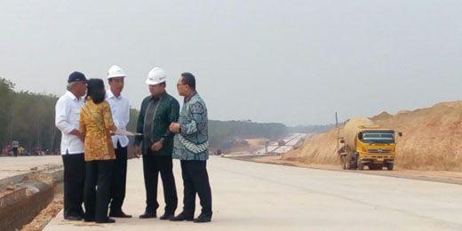 Menteri PUPR Basuki Hadimuljono Usulkan Tol Trans Sumatera Masuk Proyek Strategis Nasional