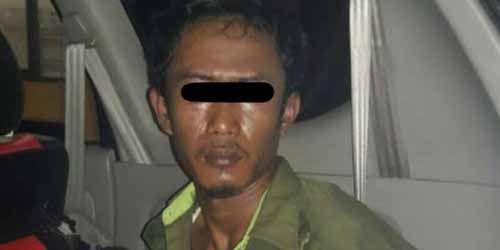 Dipancing Ketemu Mantan Pacar di SPBU Muaralembu Kuansing, Pelaku Pencabulan Disergap Polisi