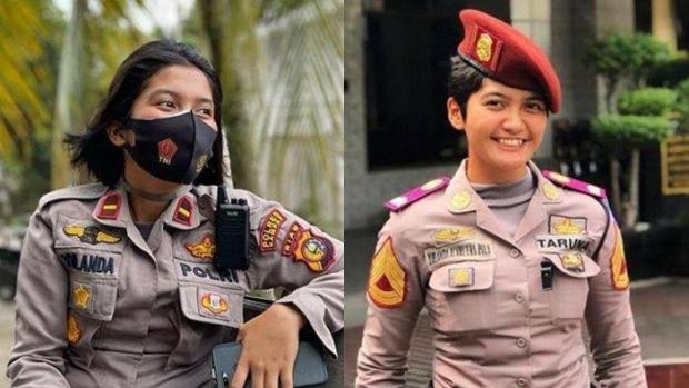 Wanita Kapolsek Termuda di Indonesia Ternyata Ada di Kampar
