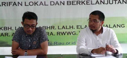 Jelang Putusan Hakim Besok, Walhi Riau Beberkan 16 Kejanggalan Terkait Putusan SP3