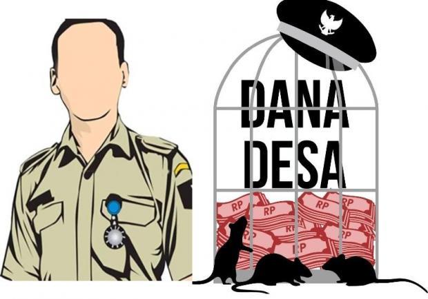 Oknum Kades Habiskan Rp317 Juta Dana Desa Juta untuk Berfoya-foya, Sempat 2 Kali Mangkir sebelum Diamankan Polisi