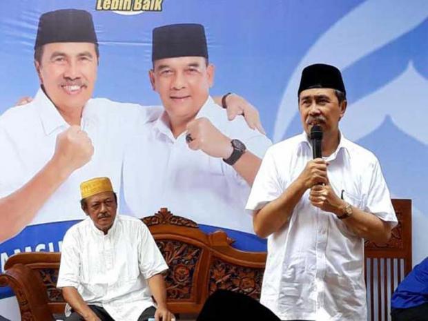 Pilgub Riau 2018: Syamsuar Akan Angkat Ekonomi Riau yang Sedang Terpuruk