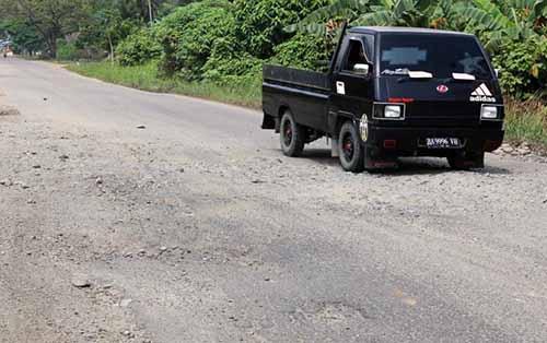 Hati-hati, Sepanjang Jalur Lintas Antar-Provinsi Riau Terdapat 26 Daerah Rawan