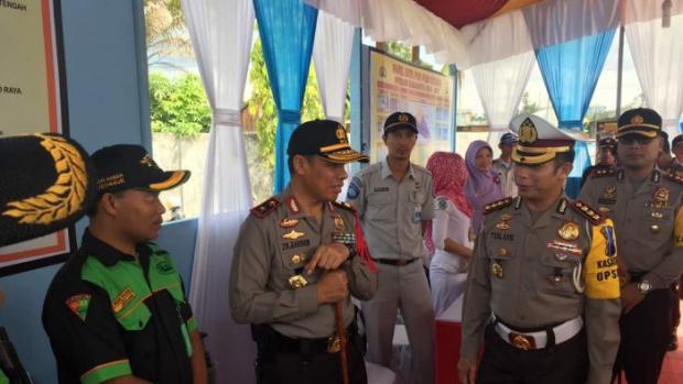 Berikut Pesan Kapolda Riau kepada Pemudik yang Alami Kendala Perjalanan di Jalur Lintas Timur dan Barat