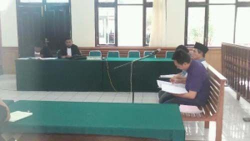 Kasus Dugaan Korupsi Pengadaan Buku di Kantor Perpustakaan Dumai Masuki Sidang Perdana di PN Pekanbaru