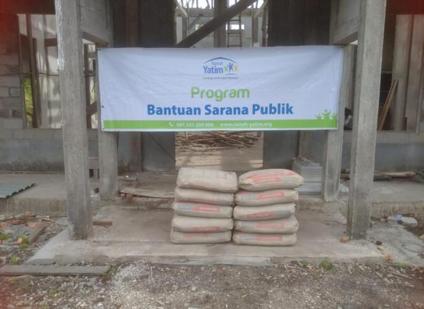 Musala Nurul Hidayah dan Dai Desa Pambang Pesisir Bengkalis Dapat Bantuan