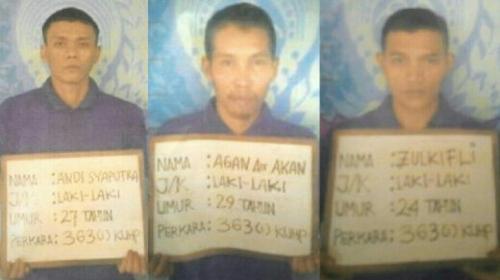 Belum Selesai Kasus Kaburnya Tahanan dari Sialangbungkuk Pekanbaru, Eh Kasus Serupa Terjadi Pula di Cabrutan Selatpanjang Meranti