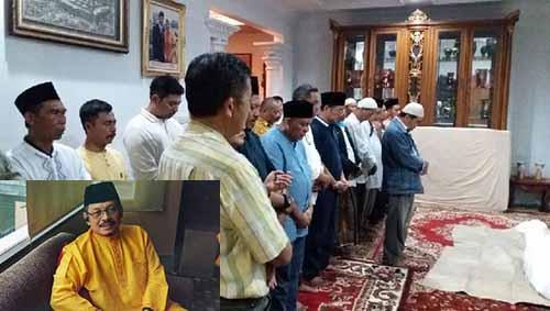 Diduga Kena Serangan Jantung, Politisi Golkar yang Pernah Jadi Anggota DPR RI dari Dapil Riau Azwar Chesputra Meninggal Dunia