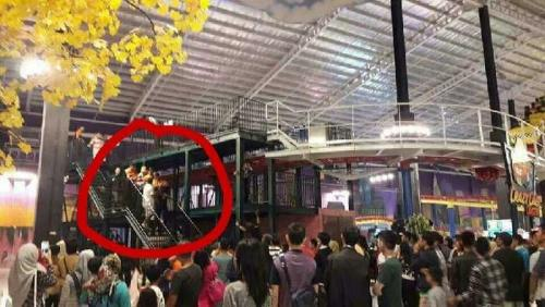 Satu Orang Teknisinya Tewas Terlindas Roller Coster, Wahana Permainan di Transmart Pekanbaru Disetop Operasionalnya