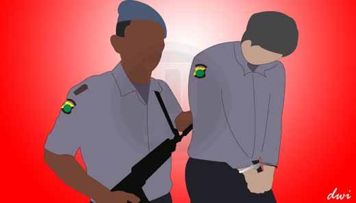 Berkomplot Edarkan Sabu, Karier Oknum Polisi di Bengkalis Ini Segera Tamat