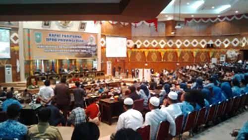 Pemilihan Wakil Gubernur Riau Dipantau Ketat KPK