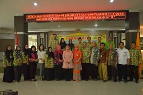 Fakultas Ekonomi Gelar Lokakarya Kurikulum Berbasis KKNI demi Wujudkan Unilak Unggul 2030