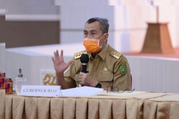 Kota Dumai Kekosongan Kepala Daerah, Pemprov Riau Minta Petunjuk ke Mendagri