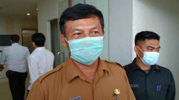 Agus Pramono Lapang Dada Dicopot sebagai Kepala DLHK Pekanbaru