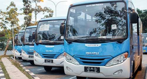 Bus Hibah Kemenhub untuk Pemerintah Kota Pekanbaru Nasibnya Bakal Telantar, Ini Penyebabnya!