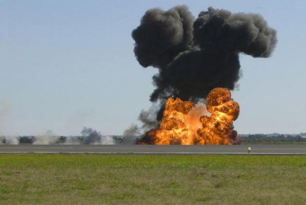 Danlanud Roesmin Nurjadin Pastikan Tak Ada Pesawat Tempur Jatuh di Siak