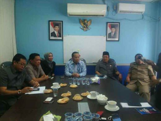 "Kader Tuding Irwan Nasir ""Pindahkan"" Kantor DPW PAN ke DPRD Riau, Sejumlah Berkas ""Raib"""