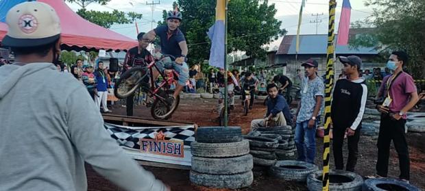 Kali Ketiga, Tim Sesai Taja Balap Sepeda BMX Mini Cross