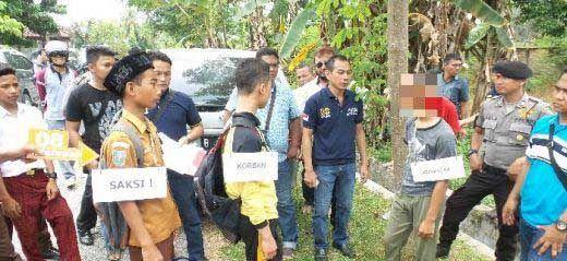 Penuhi P-19, Polisi Tunggu Kabar Jaksa untuk Lengkapi Berkas Pelaku Pemukulan Siswa SMP Bukitraya Pekanbaru hingga Tewas
