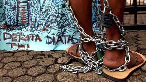 Vonis Penjara Pelaku Perdagangan Manusia di Riau dan NTT Momentum Penegakan Hukum