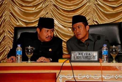Polda Riau Ancam Jemput Paksa Ketua DPRD Bengkalis jika Tak Penuhi Panggilan Ketiga sebagai Tersangka Dugaan Korupsi Dana Bansos