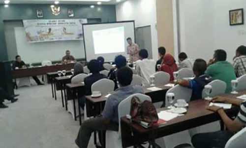 Insya Allah, September Mendatang <i>potretnews.com</i> Gelar Workshop Jurnalistik Sekaligus Tempati Kantor Baru