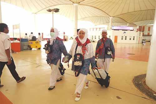 Dengan Alasan Ini, 17 Calon Haji Riau Diberangkatkan Lebih Awal
