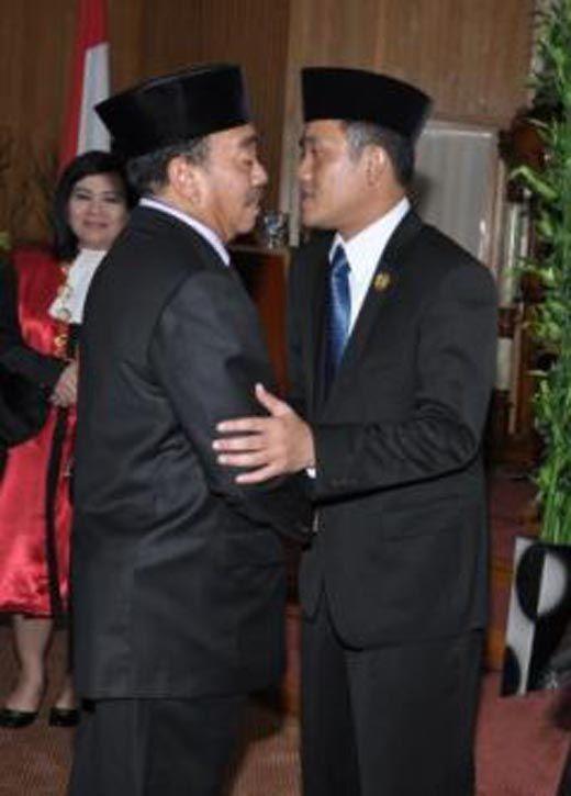 Dua Kali Mangkir sebagai Tersangka Dugaan Korupsi Dana Bansos, Polda Riau Akhirnya Tahan Ketua DPRD Bengkalis